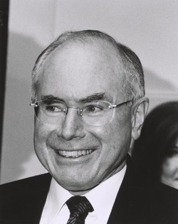 John Howard, National Library of Australia