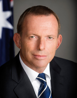Tony Abbott, Tony Abbott website
